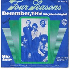 December, 1963 (Oh, What A Night)