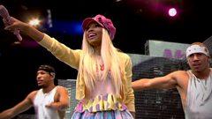 Nicki Minaj clip highlights