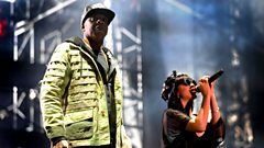 Jay-Z - Radio 1's Hackney Weekend