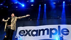 Example - Radio 1's Hackney Weekend