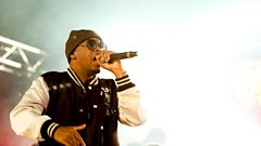 Nas - Radio 1's Hackney Weekend