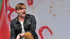 The Kaiser Chiefs highlights from T in the Park