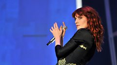 Florence + the Machine highlights from T in the Park