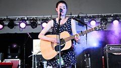 Rachel Sermanni at Reading Festival 2012