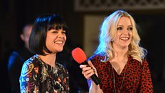 Bat For Lashes chats with Lauren Laverne