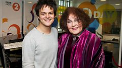 Cleo Laine chats about Sir John Dankworth