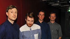 Django Django - Vic Galloway session