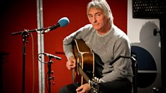 Paul Weller on writing Town Called Malice in his hallway