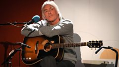 Paul Weller: 'I used to rip up or burn my lyrics'
