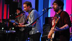 Frightened Rabbit - Swim Until You Can't See Land
