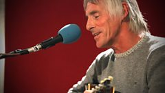 Video: Paul Weller plays Tales From The Riverbank