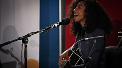 Corinne Bailey Rae sings Like a Star