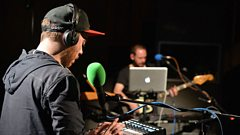 CHVRCHES - We Sink live from Maida Vale