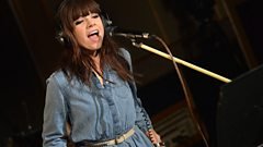 Carly Rae Jepsen chats to Nick Grimshaw