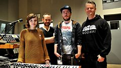 CHVRCHES Session Track: The Mother We Share