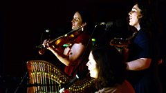 The Henry Girls - Celtic Connections session