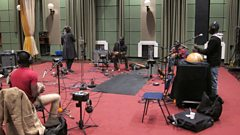 Bassekou Kouyate in session for World on 3