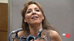Clara Mouriz sings Granados