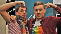 Django Django speak to Mark Radcliffe