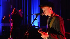 King Krule chats with Annie Mac