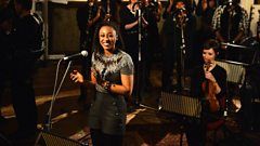 Beverley Knight chats to Jo Whiley