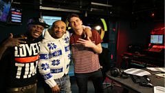 Goldie chats to Skream & Benga about the early days of Rave