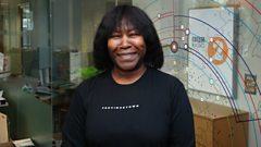 Joan Armatrading chats to Steve Wright