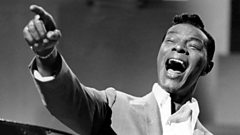 Nat King Cole nominated for the Singers Hall of Fame