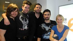 Bastille chat to Jo Whiley