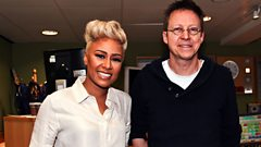 Emeli Sandé chats to Simon Mayo