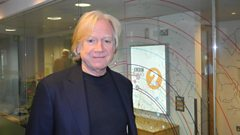 Moody Blues singer Justin Hayward chats to Steve Wright