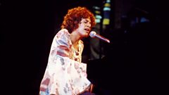 Carole King is nominated for the Singers Hall of Fame
