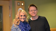 Carrie Underwood talks to Simon Mayo