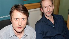 Suede interview with Steve Lamacq