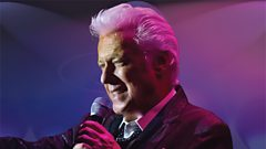 Jack Jones is inducted into Michael Ball's Singers Hall of Fame