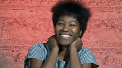 Joan Armatrading is inducted into the Singers Hall of Fame