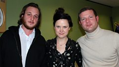 Willy Mason and Mara Carlyle catch up with Dermot O'Leary