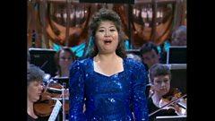 Guang Yang sings Rossini