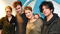 Black Rebel Motorcycle Club speak to Nemone