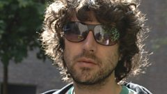Gruff Rhys talks to Stuart Maconie about the latest Neon Neon album