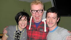 Texas singer Sharleen Spiteri chats to Chris Evans