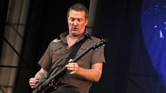 Josh Homme chats to Zane Lowe
