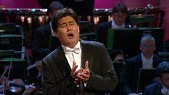 Shenyang sings Rachmaninov