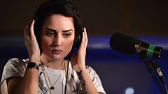 Indiana performs Blind As I Am at Maida Vale for BBC Introducing
