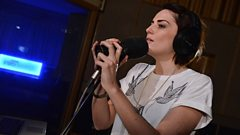 Indiana performs Bound at Maida Vale for BBC Introducing