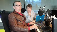 John Shuttleworth live with Radcliffe and Maconie