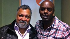 Teaser clip: Hear Trevor Nelson sing like Michael Jackson to Incognito's Bluey