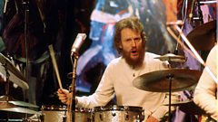Ginger Baker on working with his friends