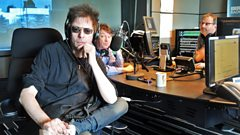 Ian McCulloch chats to Radcliffe and Maconie