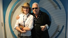 Cerys Matthews in conversation with legendary Eric Burdon